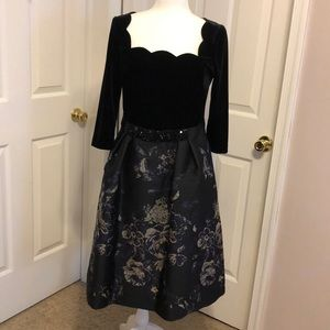 Teri Jon size 10 dress